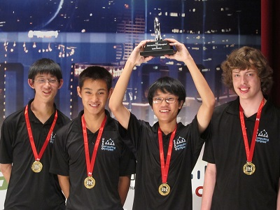 USA Computing Olympiad